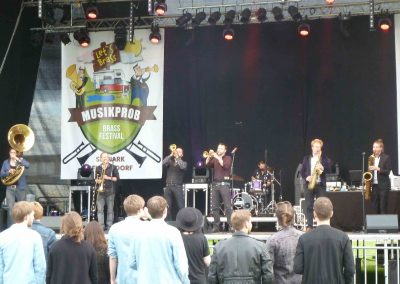 Blech & Co - Live in Pfullendorf 2016