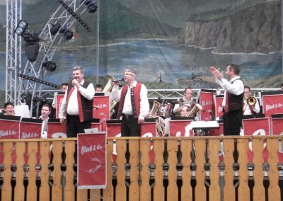 Blech & Co - Live auf dem Oster Plärrer 2016