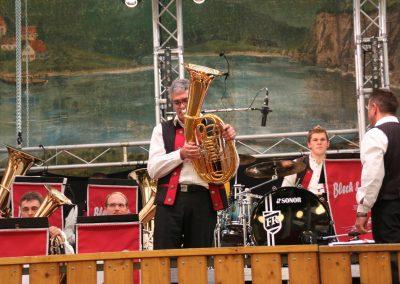 Solo von Edi - Blech & Co - Beim Osterplärrer in Augsburg