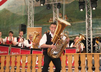 Solo von Hermann - Blech & Co - Beim Osterplärrer in Augsburg