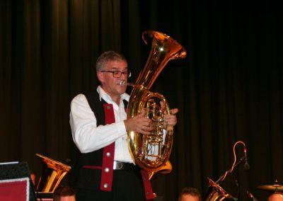 Blech und Co live in Senden - Solist Edi Hammp