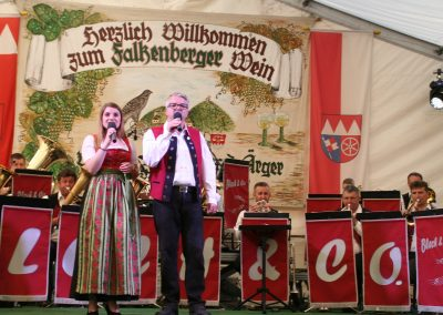 Blech und Co live in Donnersberg
